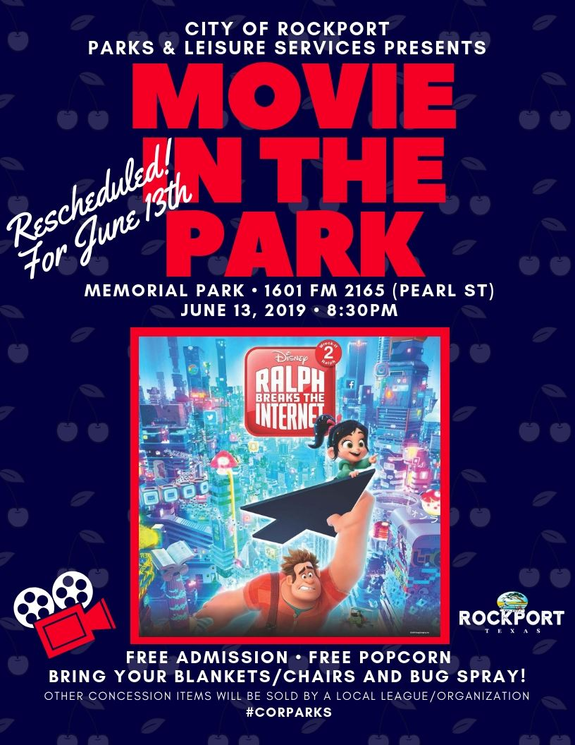 Ralph II - Movie in the Park image