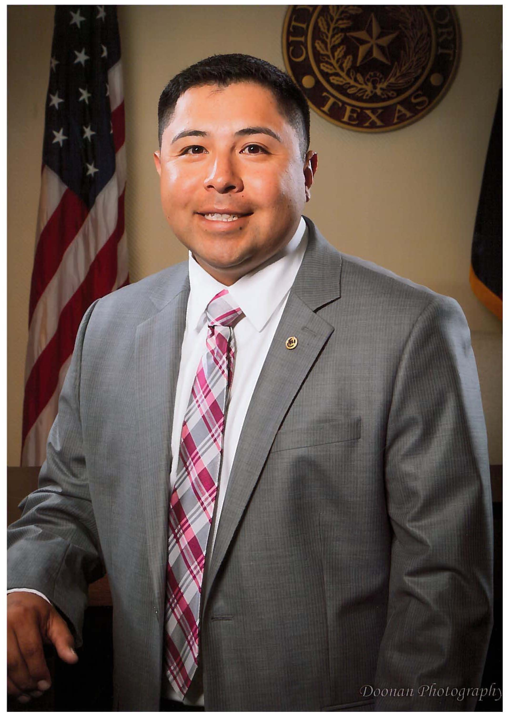 J.D. Villa, Council Member Ward 2